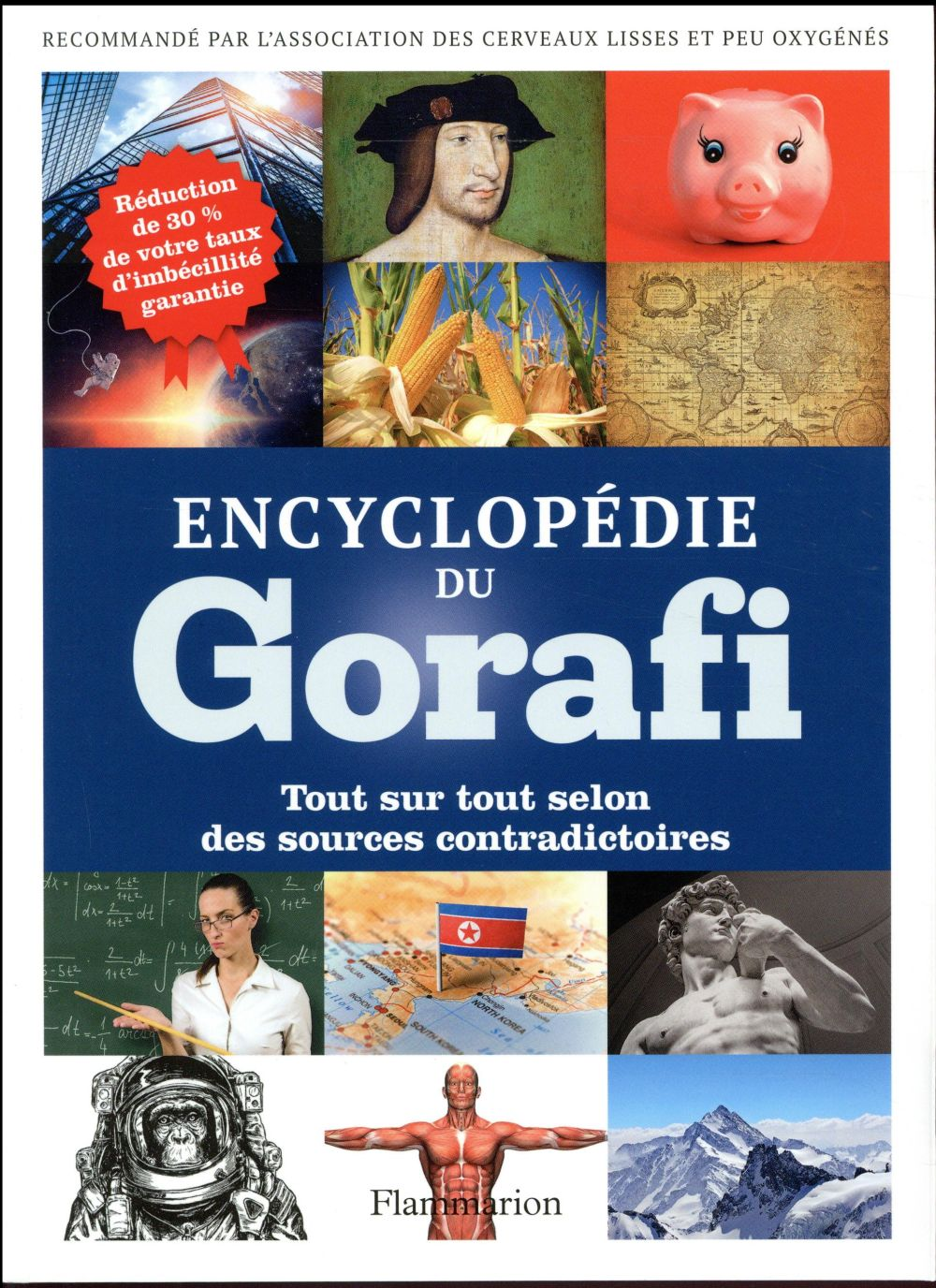 ENCYCLOPEDIE DU GORAFI